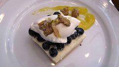 Torta di Bergamo at Domenica (New Orleans, LA). #UniqueEats #dessert