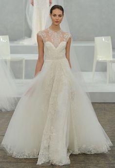 Bridal Week Fashion - Monique Lhuillier