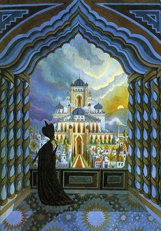 Errol Le Cain, Aladdin and the Wonderful Lamp