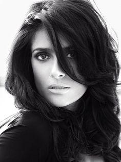Salma Hayek - celebrity, beauty