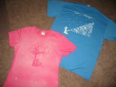 """Cookie Nut Creations: Girl's Camp """"Flashlight"""" {Shirts}"""