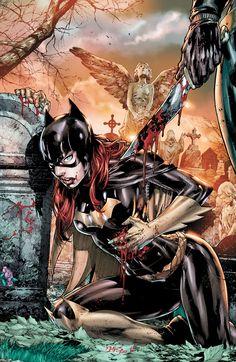 Batgirl #13