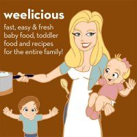 TONS of great healthy baby/toddler/kid friendly recipes!