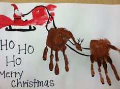 Christmas craft.  Kids need extra assistance but its worth it!