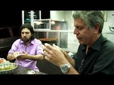 ▶ Anthony Bourdain No Reservations Back To Beirut - YouTube