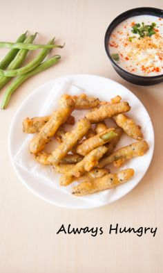 Always Hungry: Fried Green Beans