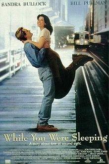 While You Were Sleeping  Sandra Bullock and Bill Pullman