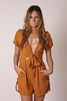 boutiques, fashion, jumpsuit, burnt orange, rompers