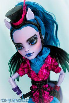 Custom Monster High Avea Trotter by Retrograde Works