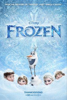 Disney's FROZEN Review - In Theaters Now! #movies #DisneyFrozenEvent #DisneyFrozen