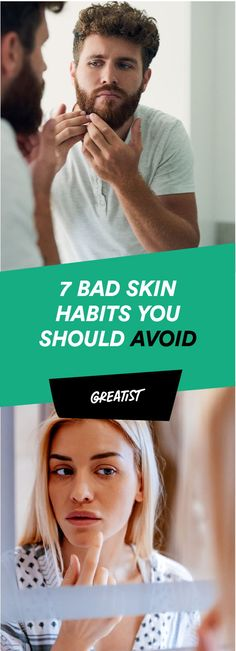 7 Skin Habits We're Begging You to Stop