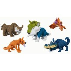 The Croods Toys, Action Figures, Dolls, Plush