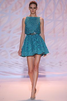 Zuhair Murad Fall 2014 Couture Collection Slideshow on Style.com