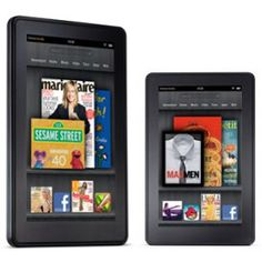 PC Magazine pits the Amazon's new Kindle Fire HD against Google's Nexus 7 #tablet. Repin if you enjoy some friendly competition!