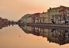 Student Photo -- St. Petersburg, Russia