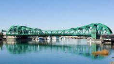 Park Street Bridge to Alameda