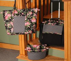 """""""Sew Simple With Rectangles and Squares,"""" a new 3-part series on Sewing With Nancy."""