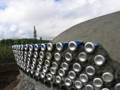 From Can to Solar-Powered Heater  It may sound strange, but using aluminum cans to build a solar-powered heater for your home is more common than you might believe. A great DIY project, solar-powered heaters using recycled cans are inexpensive and relatively simple to build. http://earth911.com/news/2009/08/07/building-with-cans/