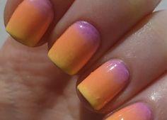 3 trendy mani/pedi color combos