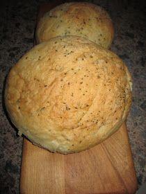 Rosemary Yeast Bread Recipe