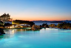 hotel pitrizza on the costa smeralda in sardinia, italy