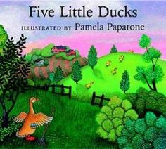Friday, September 12, 2014. When her five little ducks disappear one by one, a mother duck sets out to find them.
