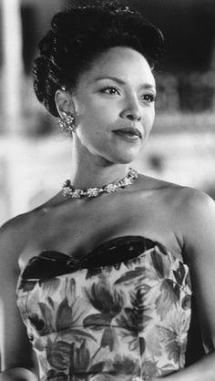 Lynn Whitfield; classic elegance.