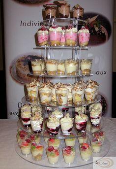 I'll take one of each! #Dessert #Mini Desserts