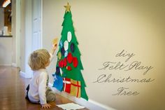 25 Toddler Christmas Crafts
