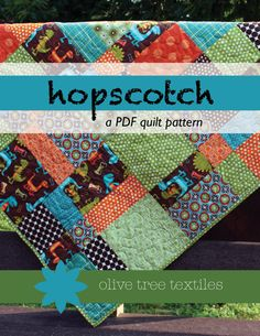 Easy beginner quilt pattern