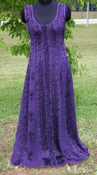 Goddess Within Ritual Dress - pagan wiccan witchcraft magick ritual supplies