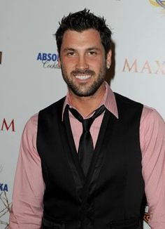 Oh he would be in so much trouble if he had me for a dancing partner!  (Maksim Chmerkovskiy)