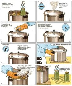 Pressure Canning