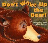 Carrie's Speech Corner: Book of the Week: Don't Wake Up the Bear and ideas for activities