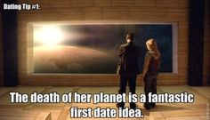 Dating advice from the doctor