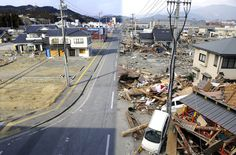 Check out before/after pics of the tsunami zone in Japan a year later. The progress is amazing.