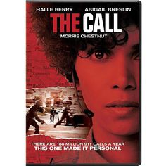 Halle Berry and Abigail Breslin star in the psychological thriller 'The Call', coming to DVD and Blu-ray on Tuesday, June 25, 2013. Additional cast: Morris Chestnut, Evie Thompson, Michael Eklund, Michael Imperioli