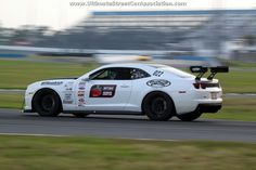Ryan Mathews has to be considered one of the favorites in the 2014 #OUSCI in his 2012 Chevrolet Camaro sponsored by @detroitspeedinc