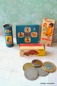 Brinquedo Antigo Feirinha da Estrela década de 50 e 60