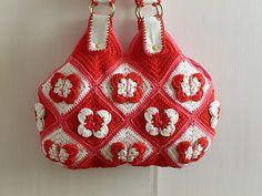 Crocheted Handbag pattern