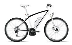 BMW Unveils Its Electric Bike Called Cruise