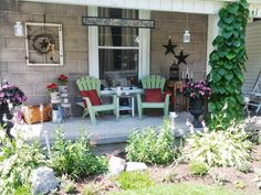 relaxing front porches | ... going to go back to relaxing the front porch now;) Till next time
