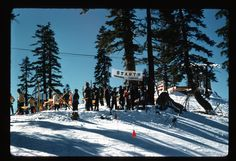 1960 Winter Games at Squaw Valley