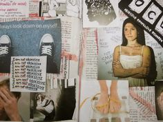 Lane Tech Art Studio : Visual Journals