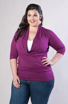 Blusas de moda elegante para gorditas 2012  http://vestidoparafiesta.com/blusas-de-moda-elegante-para-gorditas-2012/