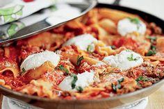 Quick Cooking Lasagna