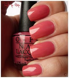 actual color, nail polish, my adress is hollywood, pretti shade, beauti nail, opi color, christma, holiday quot, colors of opi