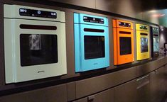 Smeg / Marc Newson Collection