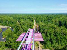 Apollo's Chariot | Busch Gardens | Williamsburg | VA