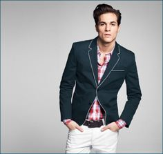 H&M; jacket